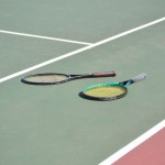 テニスの面白さと必要な道具