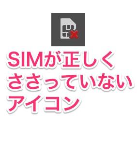 SIM入れ替え11
